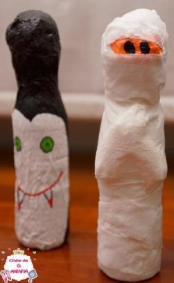 boliche mumia e dracula